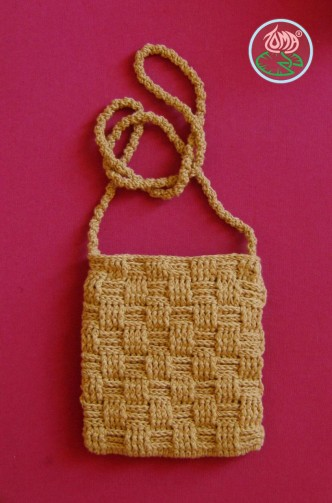 Crochet Mini Purse Free Pattern