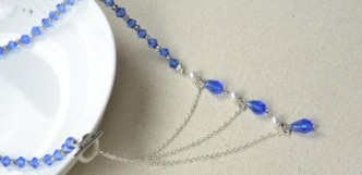 Ocean Style Chain Link Necklace