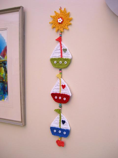 """""""Sail Away"""" Crochet Pattern"""
