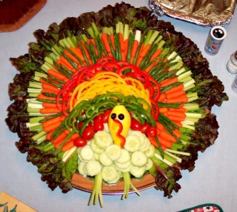 eggie Turkey Tray
