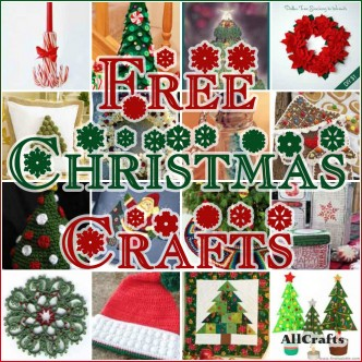 Christmas crafts allcrafts free crafts update for All free holiday crafts