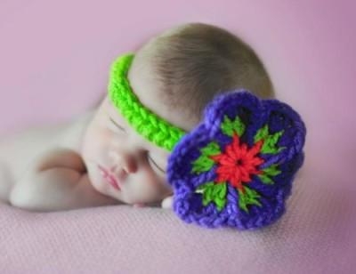 Easy Crochet Flower Headband Free Pattern