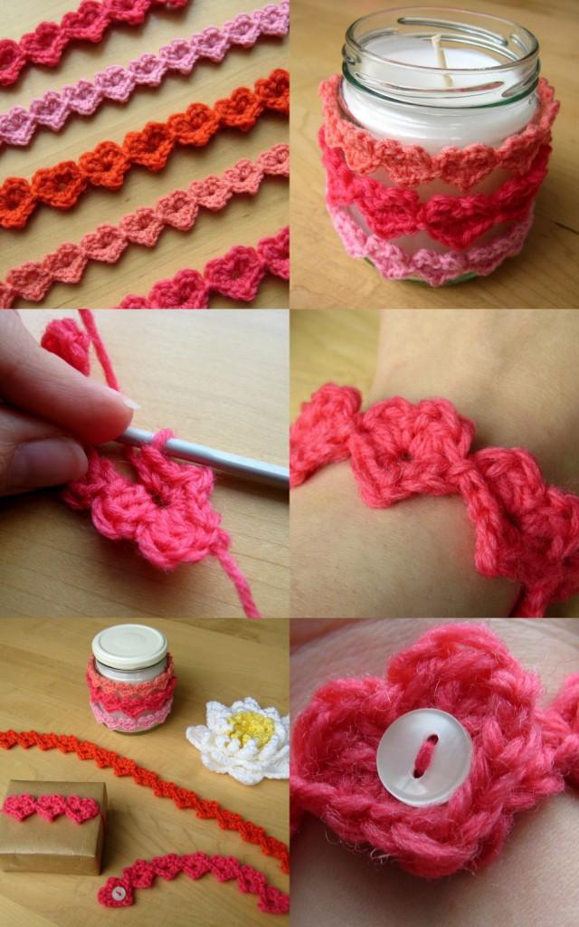 Heart Strings Crochet Pattern