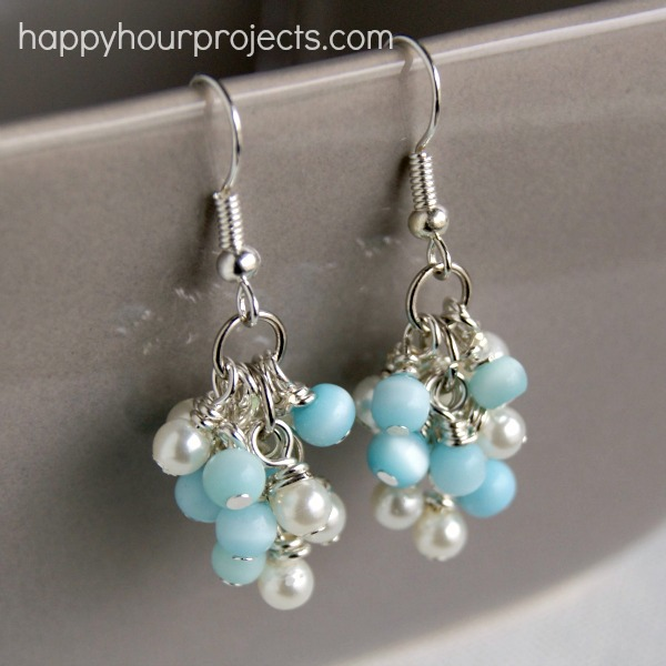 Grapevine Earrings Tutorial