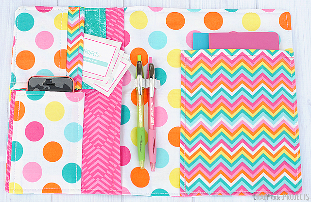 On the Go Organizer Sewing Tutorial