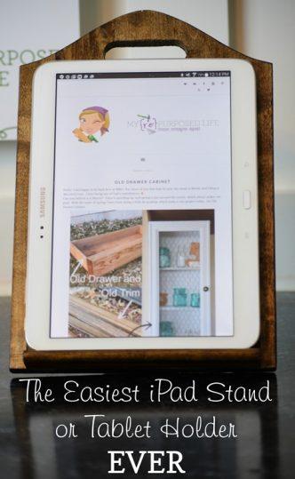 the-easiest-iPad-stand-or-tablet-holder-ever-MyRepurposedLife.com_