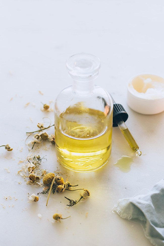 DIY Hydrating Cleansing Balm