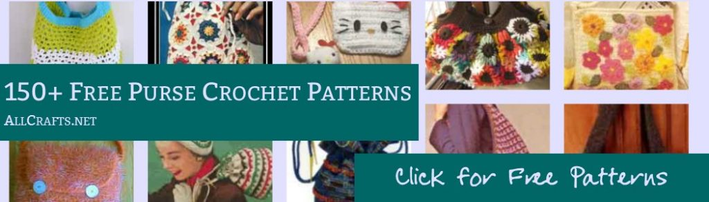 Free Purse and Tote Crochet Patterns