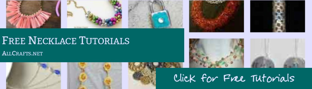 DIY Necklace Tutorials