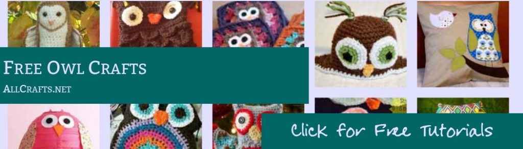 Free Owl Crafts