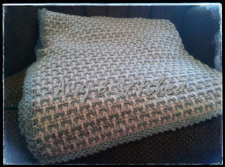 Cool Comfy Throw Free Crochet Pattern
