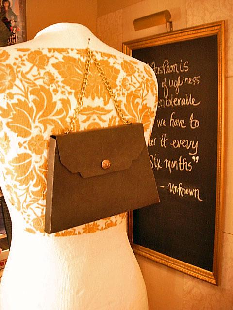 How to Make a Handbag Gift Bag