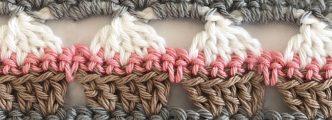 Crochet Cupcake Stitch Free Pattern
