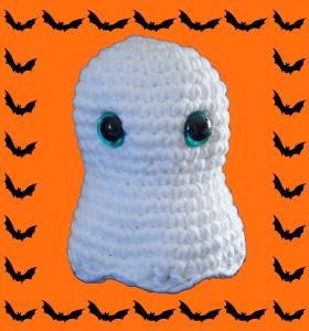 Crochet Ghost Pattern
