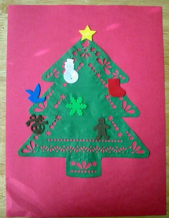 Quick Kiddie Advent Calendar