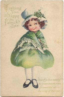 Vintage St Patricks Day Images