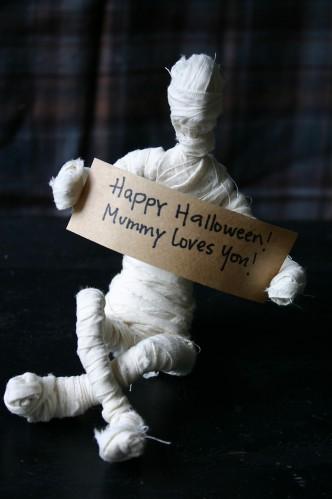 Movable Mummy Tutorial