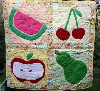 Picnic Blanket Quilt Tutorial