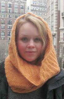 Herringbone Cowl Crochet Pattern