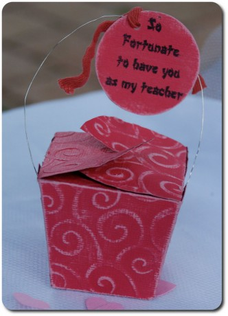 So Fortunate Teacher Printable Gift