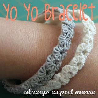 Yo Yo Bangle Bracelet Tutorial