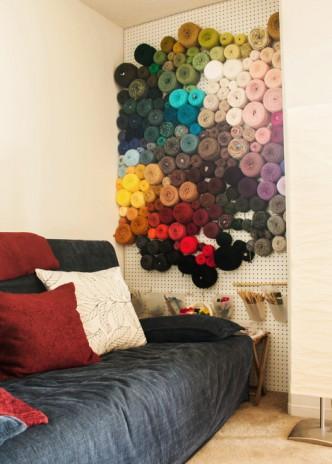 Yarn Wall Tutorial