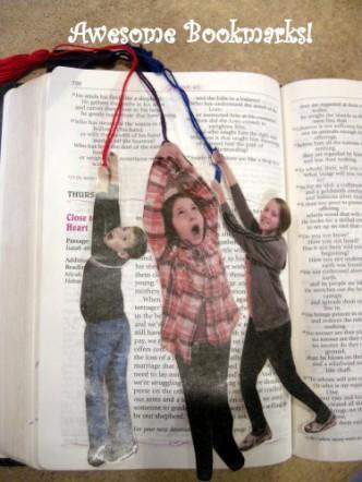 People Bookmarks Tutorial
