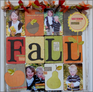 Autumn Photo Decor