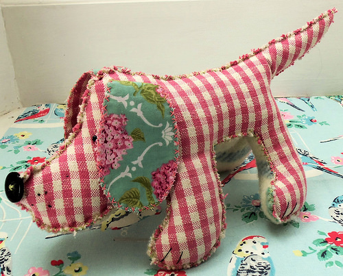 Humphrey Dog Softie Sewing Pattern