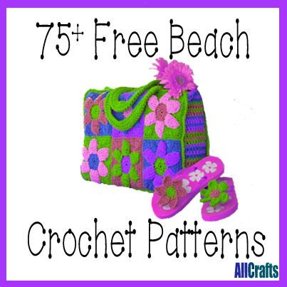 Free Beach Crochet Patterns