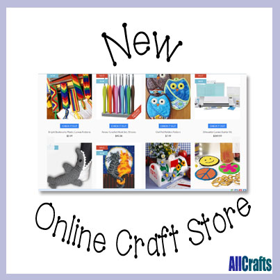 AllCrafts Partner Online Craft Store