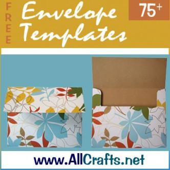 75+ Free Envelope Templates