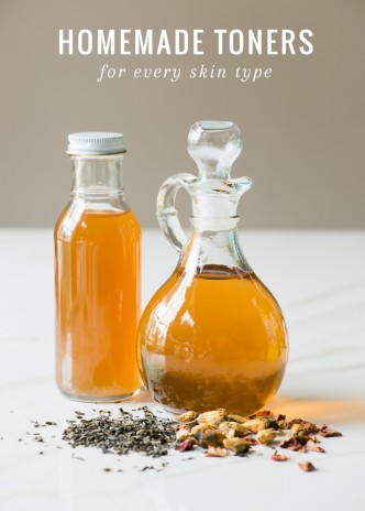 Simple DIY Toner Recipes for Any Skin Type