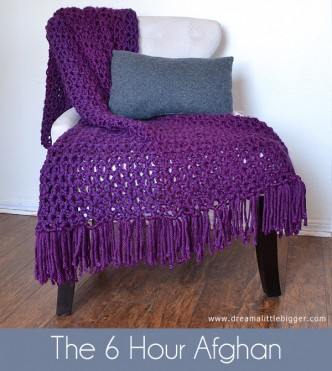 The 6 Hour Afghan Tutorial