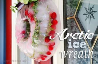 Ice Wreath Tutorial