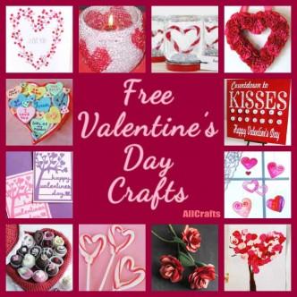 Free Valentine's Day Crafts