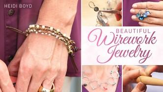 Free Wirework Jewelry Online Class