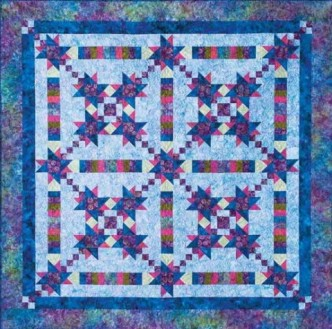 Trail to Paducah Free Quilt Pattern