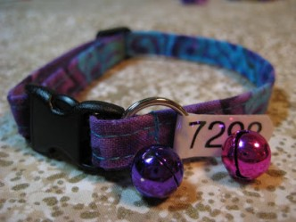DIY Cat Collars