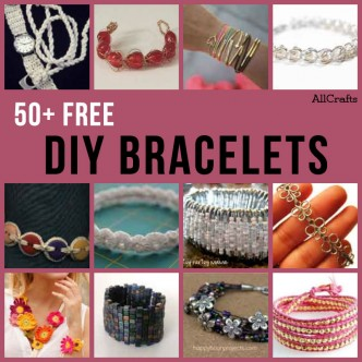 50+ Free DIY Bracelets