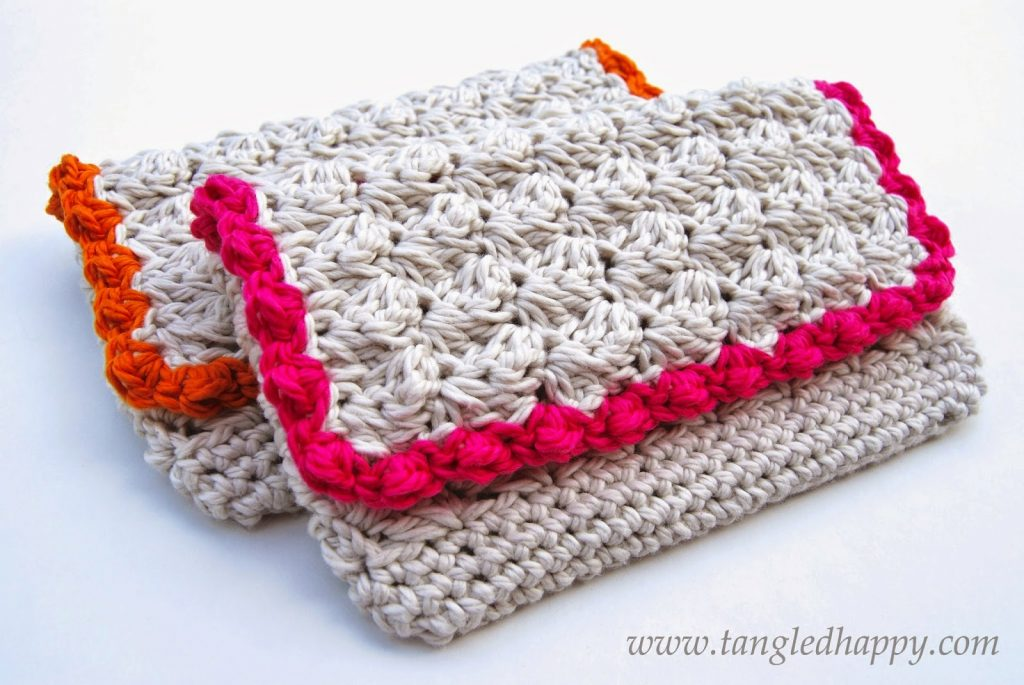 Summer Clutch Purse Free Crochet Pattern