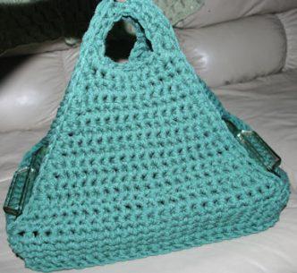 Casserole Tote Crochet Pattern