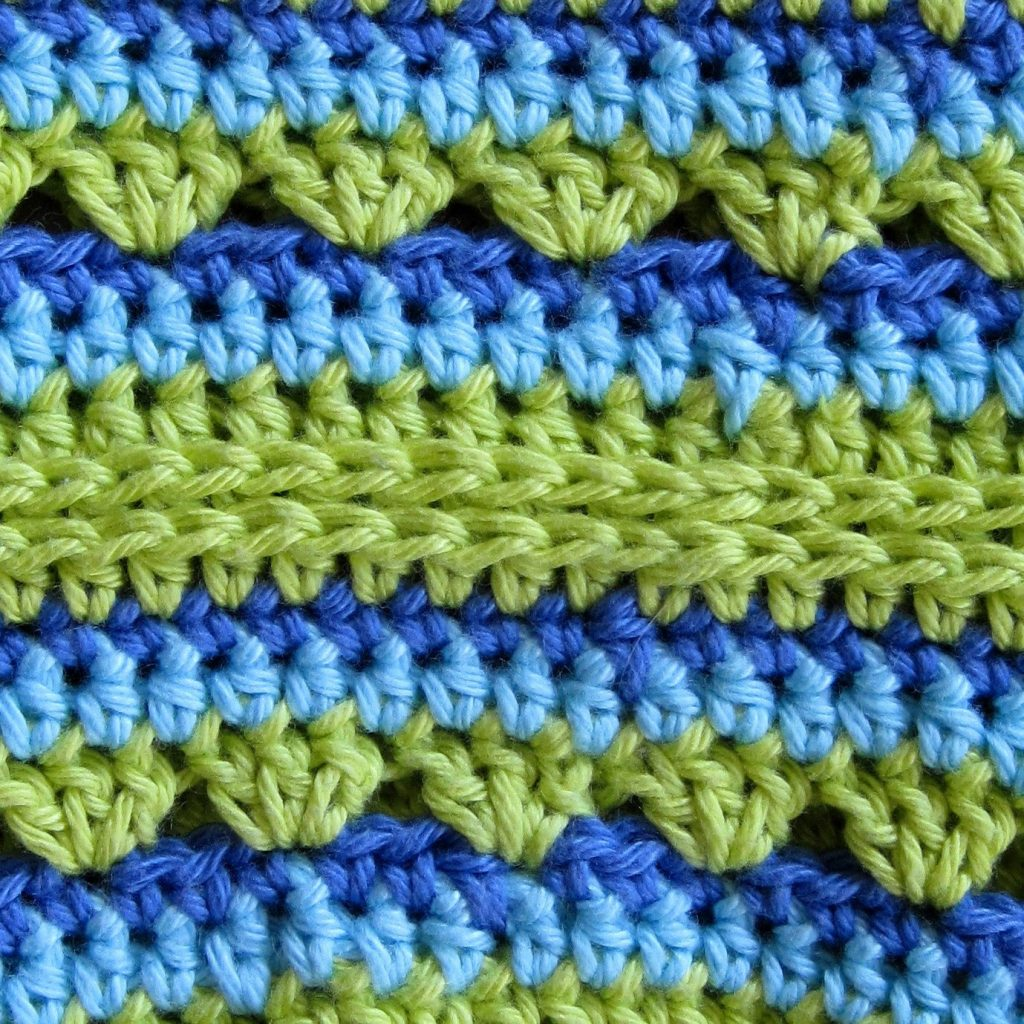Mock Invisible Join Crochet Tutorial