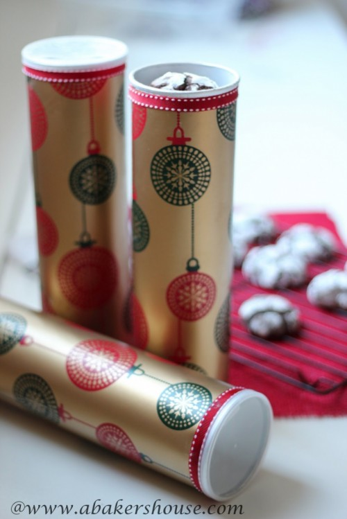 DIY Christmas Cookies Packaging