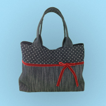 Dotted Dream Purse Sewing Pattern